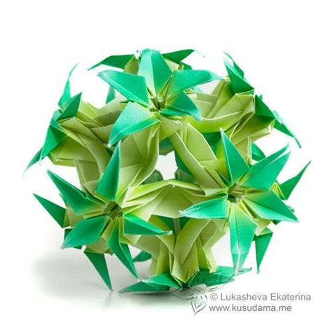 Modular Flower Origami - 703 best kusudamy images on paper crafts