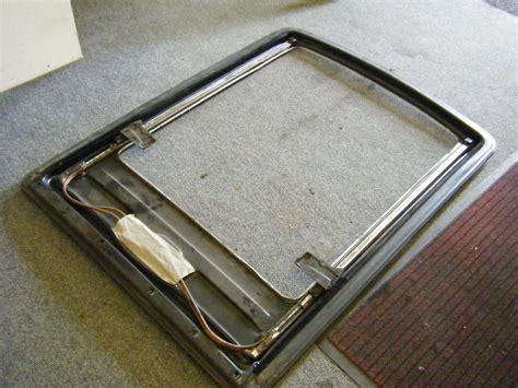 Interior Trim classic mini electric roof replacement