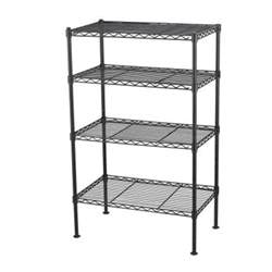shelving at home depot sandusky 4 shelf 20 in w x 32 in h x 12 in d light duty