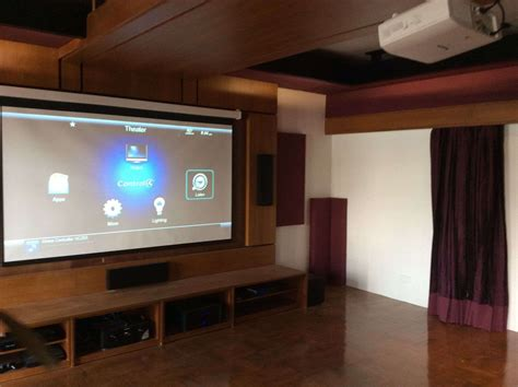 home theater home automation projector av receiver
