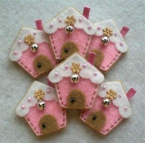 imagenes adorns navidad en miniatura figuras navide 241 as de fieltro para decorar arbol de navidad