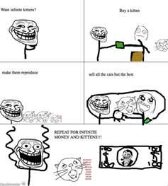 Troll Meme Comic - f naf funny comics memes