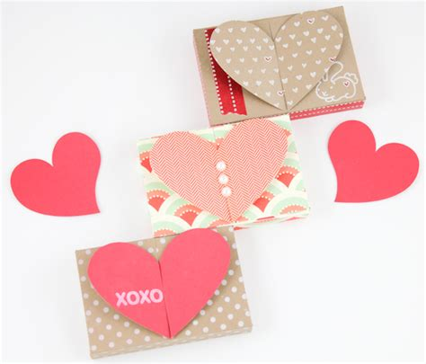 templates for valentines day boxes free valentine gift card holder heart top box templates