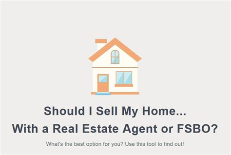 should i become a realtor should you sell your home with a realtor or fsbo