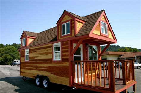 dormer loft cottage by molecule tiny homes tiny living