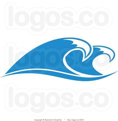 wave pattern logo royalty free ocean wave design clipart panda free