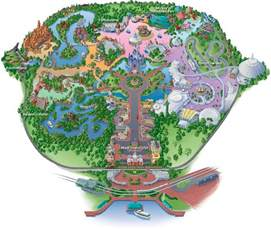 map disney world florida disney discount tickets magic kingdom at disney world