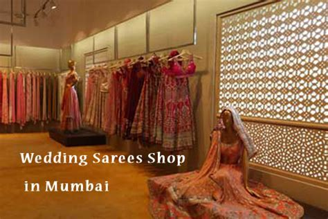 Best Wedding Sarees Shop in Mumbai