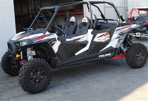 Rzr 1000 Lower Doors new utvgiant xp1k4 lower door inserts 400 shipped