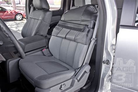 ford f 150 leather seats ford f150 cab crew custom clazzio leather seat