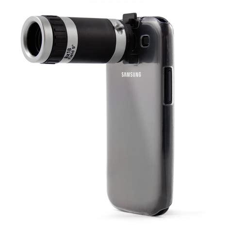 Samsung S3 Zoom Unotec Zoom 8x Para Samsung Galaxy S3 Pccomponentes