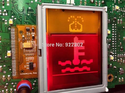Lcd Wish aliexpress buy new replacement lcd dash display screen or audi a3 a4 a6 vdo lcd volkswagen