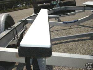 pontoon boat trailer bunk slides trailer bunk slides and pads boat and jet ski trailer
