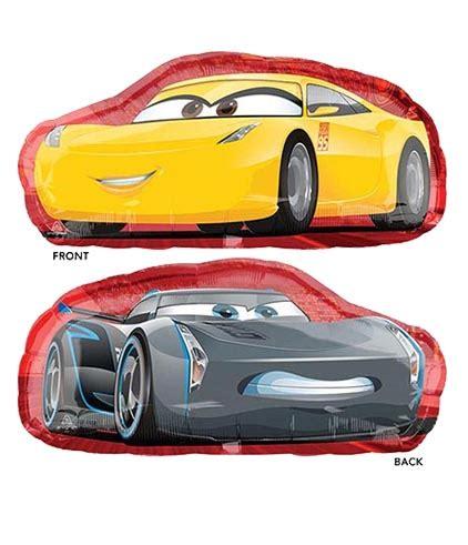 Cars Jumbo jumbo cars one image balloon sdn bhd