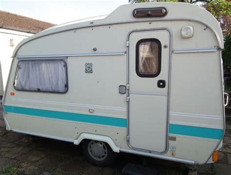 retro vintage shabby chic caravan avondale wren 1986 2