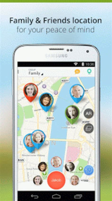 mobile tracking app family locator phone tracker for android