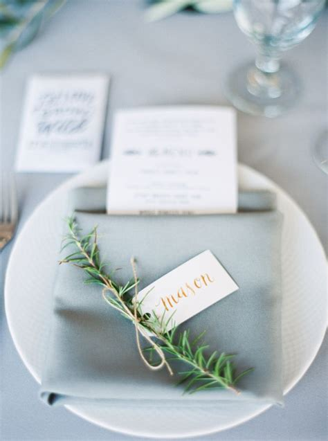 the greenery wedding package 17 best ideas about wedding napkin folding on
