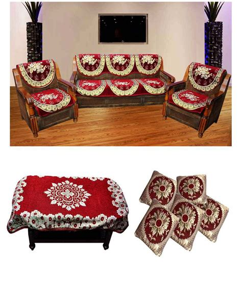 red floral couch jbg home store red floral poly cotton combo of sofa cover