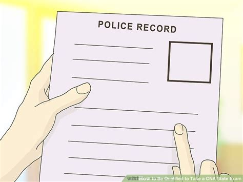 Do Traffic Violations Show Up On Criminal Background Check How To Be Qualified To Take A Cna State 14 Steps