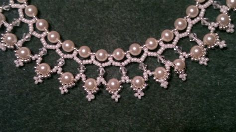tutorial youtube com beading4perfectionist swarovski 6mm pearl and 4mm bicone