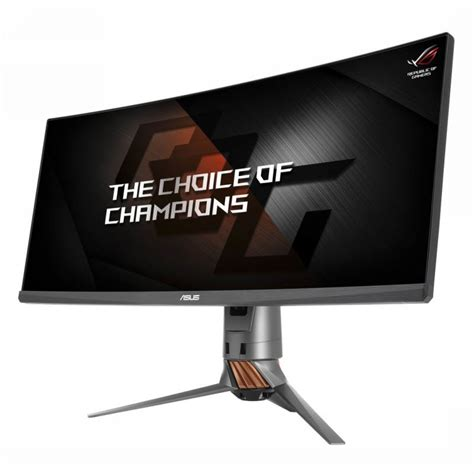 Monitor Gaming Asus asus rog curved pg348q 34 quot ultra wide qhd ips g sync 100hz gaming monitor pg348q mwave