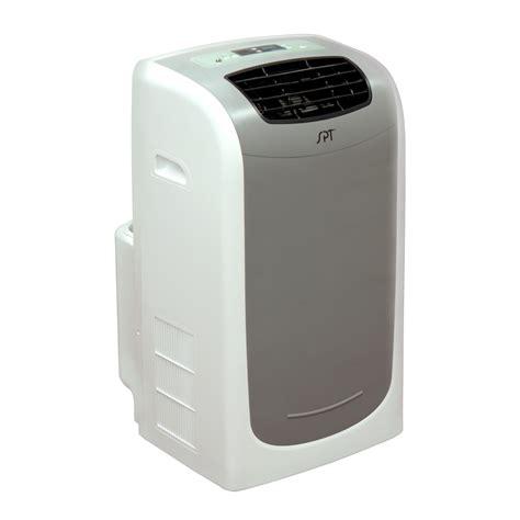 Ac Portable Green Air 13 000 btu dual hose portable air conditioner by spt