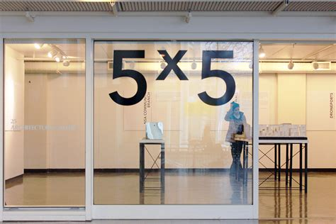 chicago booth design thinking 5x5 exhibit participatory provocations architect
