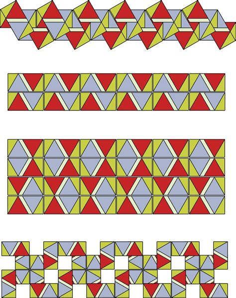 inverted triangle pattern in c 84 best border patterns jay friedenberg images on