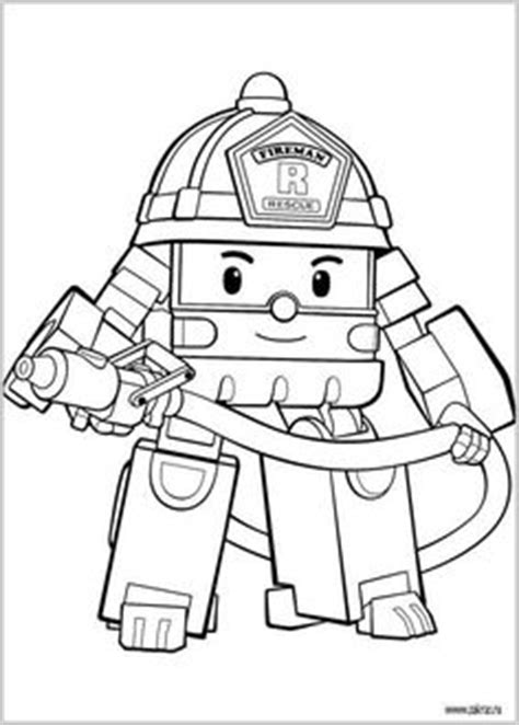 robocar poli coloring pages games robocar poli coloring page coloring page pinterest