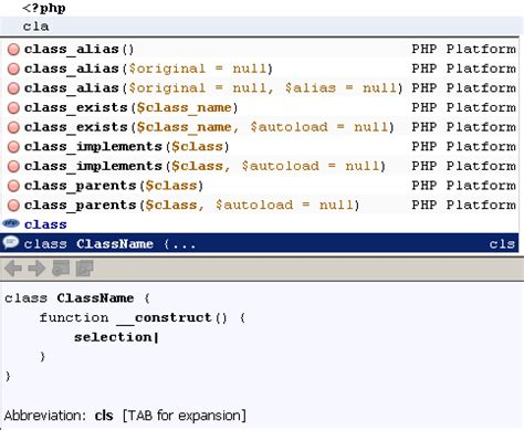 php tutorial using netbeans code templates in netbeans ide for php tutorial