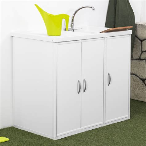 mobile lavatoio da esterno lavatoio con coprilavatrice lavapanni esterno interno de
