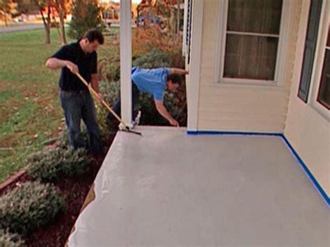 how to st a concrete porch floor how tos diy