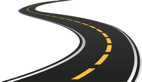 graphic design hill road road png images highway png download