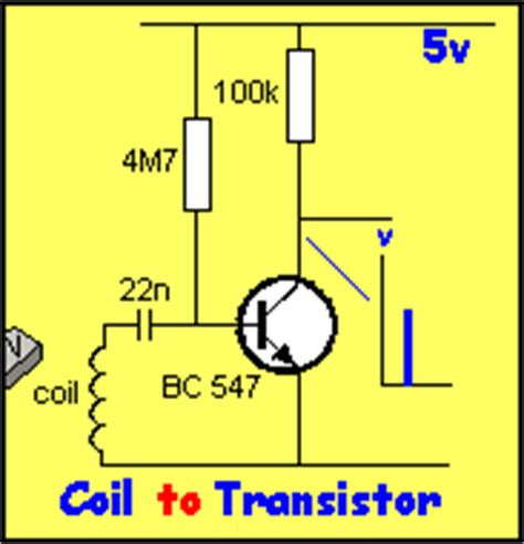 talking electronics inductor the inductor