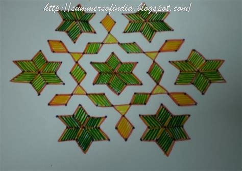 geometric pattern rangoli geometric rangoli i like pinterest