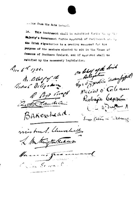 Anglo Treaty Negotiations Essay by Anglo Treaty
