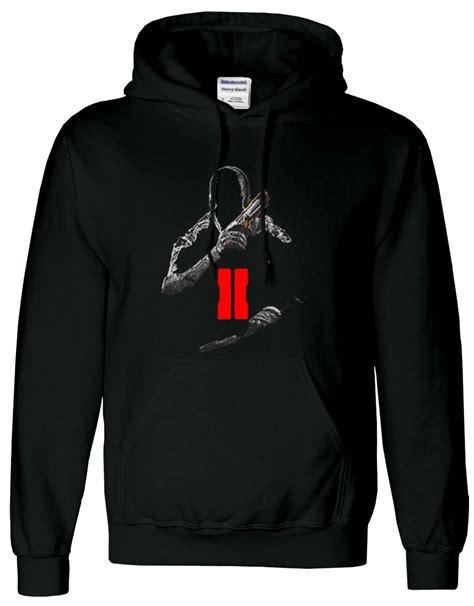 Hoodie Call Of Duty Black Ops black ops ii hoodie mens call of duty jumper fancy womens