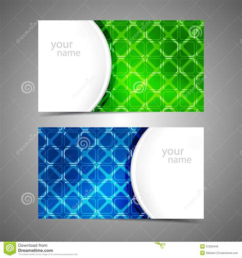 royalty free business card templates collection of modern business card templates royalty free