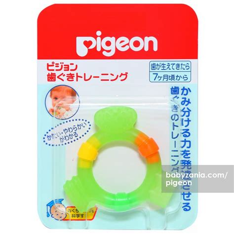 Pigeon Step 2 Teether Gigitan Bayi jual murah pigeon teether step 2 mainan di jakarta