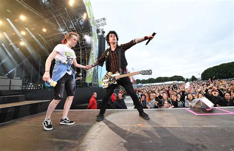 s day live green day at ormeau park belfast live