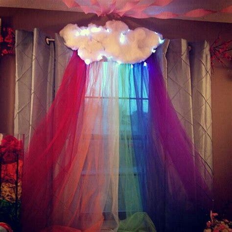 rainbow curtain rainbow curtains for the home pinterest