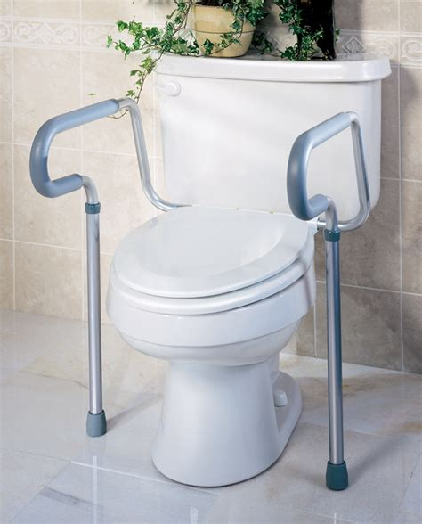 bathroom rails toilet rails careway wellness center