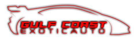 gulf car logo gulf coast exotic auto