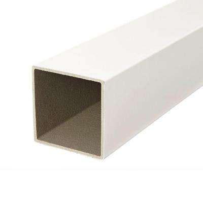 vinyl coated deck posts post sleeves decking