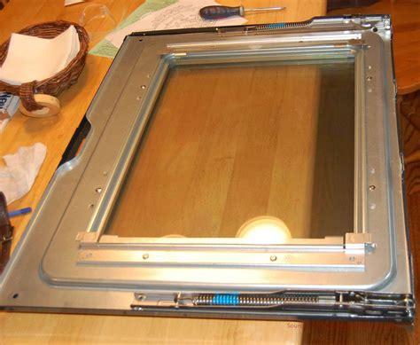 Clean Oven Glass Door Cleaning Between The Glass Of An Oven Door Frigidaire
