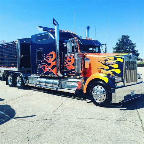 kenworth truck w900l semitrckn kenworth custom w900l