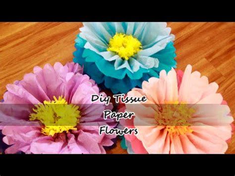 Best diy tissue paper flowers youtube image collection diy giant tissue paper flowers youtube mightylinksfo