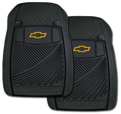 Chevy Floor Mats by Chevrolet Weatherpro Universal Trim To Fit Floor Mats