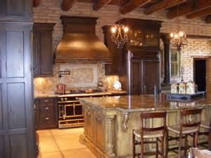 Mediterranean Kitchen Cabinets by Rustic And Mediterranean