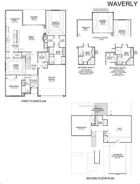 ball homes floor plans ball homes waverly